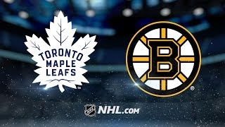 Nylander, van Riemsdyk power Maple Leafs past Bruins