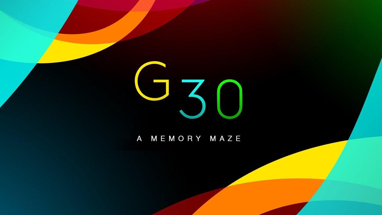 G30 - A Memory Maze (Store Trailer)