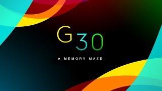 G30 - A Memory Maze