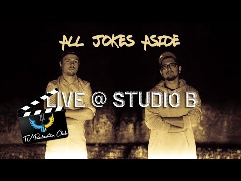 All Jokes Aside Live @ Studio B | Dutchess Community College