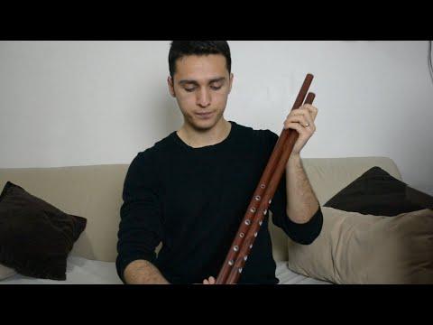 KAVAL DERSİ  - Şerane kaval notası
