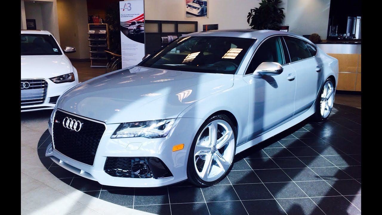 2014 audi rs7 interior exterior in depth review youtube. Black Bedroom Furniture Sets. Home Design Ideas