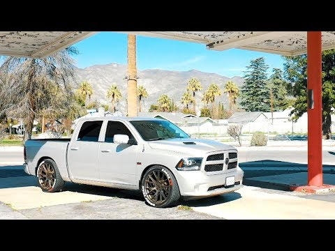 SUPERCHARGED RAM 1500 HEMI – Project HellRAM Finale Video 酪