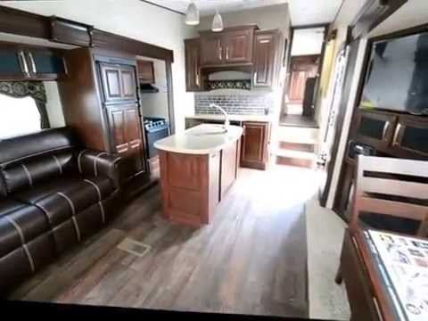 2015 Keystone Cougar 313rli Fifth Wheel Rv 13649 Youtube