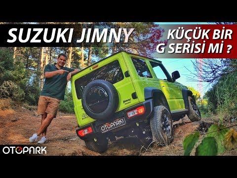 Merdiven çıkan araba | Suzuki Jimny | TEST