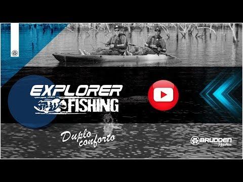 EXPLORER FISHING UP