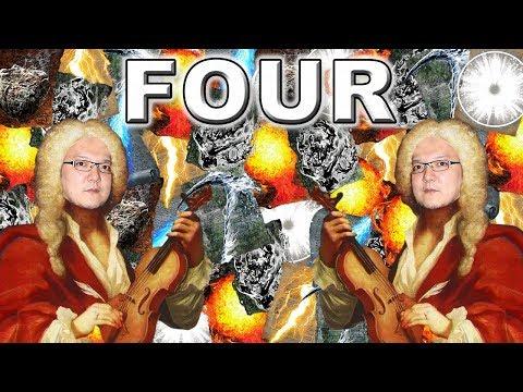 Dark Souls 3 PVP - 4 Spellcasters for 4 Seasons