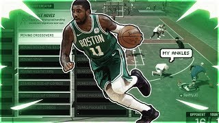 BEST DRIBBLE MOVES TO GET OPEN ON A PLAYSHARP | NBA 2K19