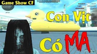 Game Show CF | Cầu Trượt Phần Thưởng ( Nồi 4 ) | MA CF có thật hay ko ?