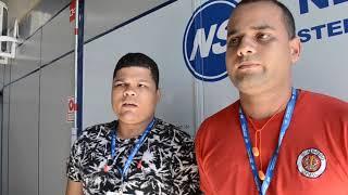NEW SAFETY | CTI - Dia de Treinamento - Depoimentos Bombeiros Civil (Autônomo)