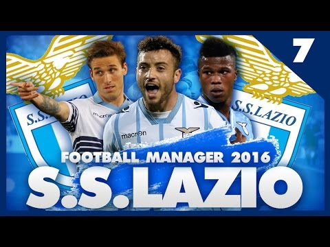FOOTBALL MANAGER 2016 LET'S PLAY | Lazio #7 | Age No Issue For Mauri!