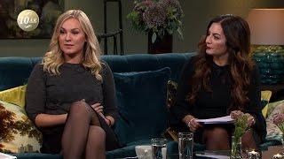 Olika syn på våldtäkt i domstolarna - Malou Efter tio (TV4)