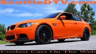 2013 BMW M3 Lime Rock Park Edition Steve Holcomb Pro Auto Custom Interiors