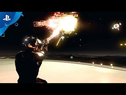 Space Pirate Trainer – E3 2018 Announce Trailer | PS VR