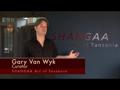SHANGAA Art of Tanzania (A Guided Tour)