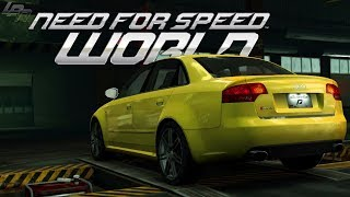 Mehr Leistung muss her! -  NEED FOR SPEED WORLD Part 3 | Lets Play NFS World