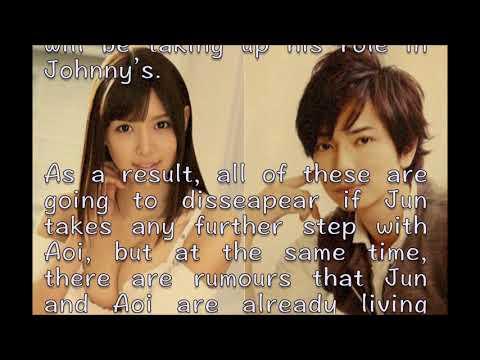 Matsumoto Jun Finally Dumped Inou Mao And Getting Married With Aoi Tsukasa???