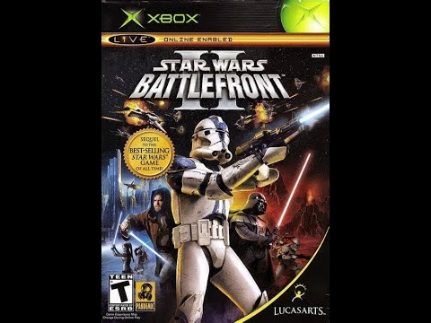 SouL Plays : Star Wars Battlefront II (Xbox) Part 3 | Genera