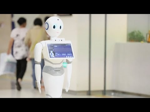 Robot Passed Medical Licensing Exam | Xiaoyi