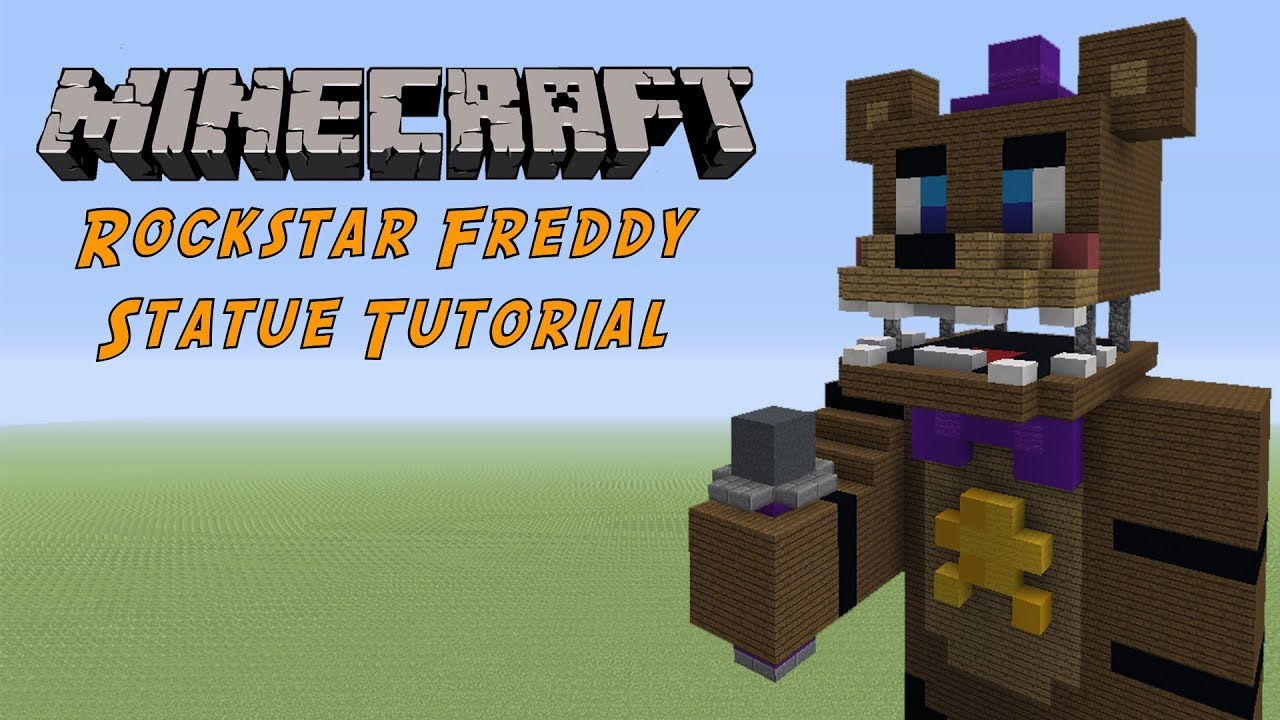 How To Build Springtrap In Minecraft