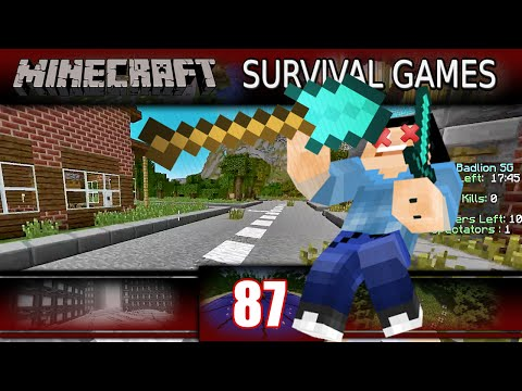 Minecraft - Survival Games - ЛОПАТА CHALLENGE! (Minecraft PVP)