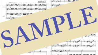 """4手連弾ピアニスト """"レ・フレール"""" のアルバム「Piano Spatial」から """"F..."""