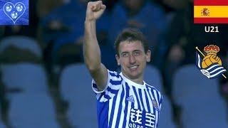 Mikel Oyarzabal Goals & Assists & Skills 2017-2018 Real Sociedad & Spain U21