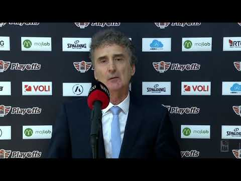 Post-game press conference