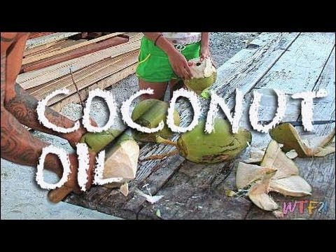 What is Coconut Oil? / Vegan Coconut Fudge Recipe