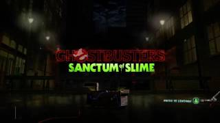Ghostbusters: Sanctum of Slime Playthrough Part 1