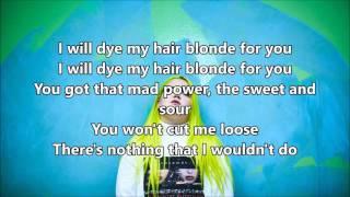 ALMA - Dye My Hair (Lyrics)