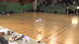 IITOP 2014 - Fabien TURPAUD - F3P Aeromusical - Round 3