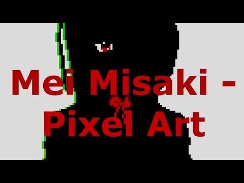 Pixel Art | Mei Misaki