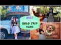 Disney World Solo Trip 2017 Day Six, Part One Animal Kingdom