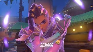 Overwatch: Every Sombra Ability