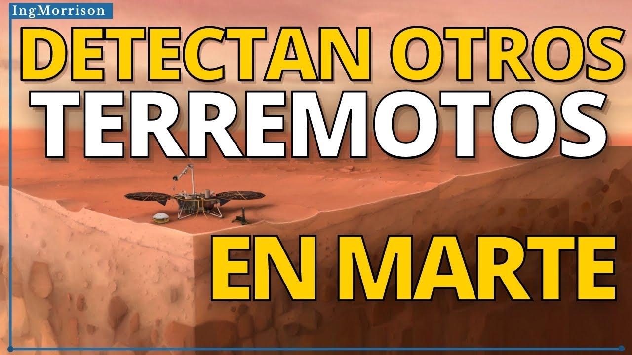 Download TERREMOTO EN MARTE el MARTEMOTO detectado por ROBOT GEOFÍSICO INSIGH EN PLANETA MARTE
