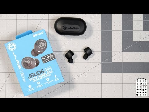 Only $50....And They're AMAZING! : JLab JBuds Air True Wireless Earbuds