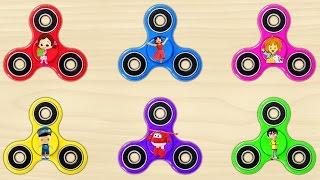 Niloya, Heidi, Maysa, Pepe ve Harika Kanatlar Jet Stres Çarkı Challenge | Renkler