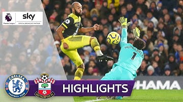 Blues geschockt! Heim-Pleite am Boxing-Day | Chelsea - Southampton 0:2 | Highlights - Premier League