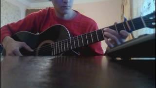 )) Самоучка.Бригада на гитаре)()
