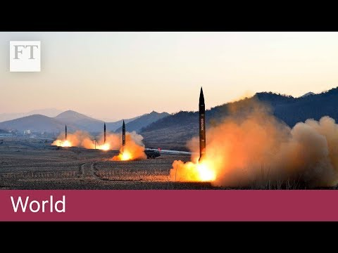 Japan's warning on N Korea threat | World