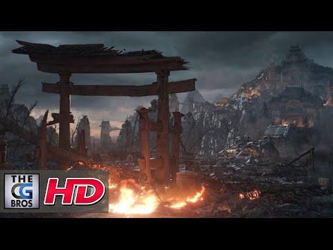 CGI 3D Cinematic Trailer UHD: