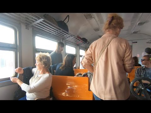 ЭТ2М-033, маршрут: Санкт-Петербург - Выборг