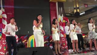 The Dissonance - Karena Kita (Vocal Group Christmas Melody Season 2 2016)
