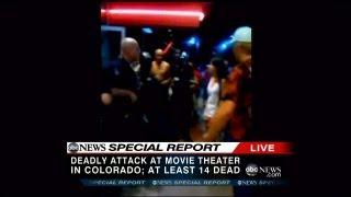 Aurora, Colorado Mass Shooting at Movie Theater (RAW VIDEO)