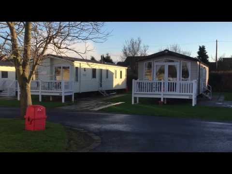 Private caravans to hire at Haven Hopton Holiday Village, Great Yarmouth in Norfolk