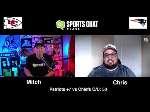 New England Patriots at Kansas City Chiefs Sunday 10/4/20  NFL Picks & Predictions Week 4