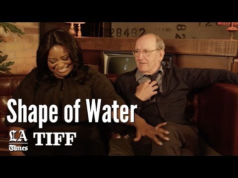 What Surprised Octavia Spencer and Richard Jenkins About 'Shape Of Water' | Los Angeles Times