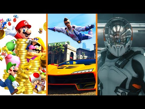 Nintendo vs Fanmade Games + GTA Mods Are BACK! + Star Citizen BROKE? Nah. - The Know