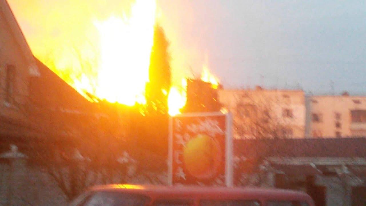 феодосия пожар 16 февраля